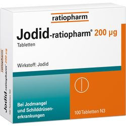 JODID-ratiopharm 200 µg Tabletten